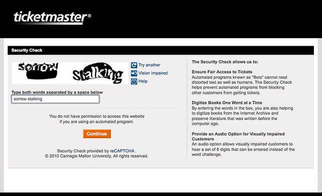 Captcha as emo band name generator Flickr Photo Sharing