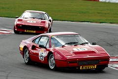 race car, automobile, vehicle, stock car racing, performance car, ferrari 308 gtb/gts, ferrari 328, ferrari s.p.a., land vehicle, luxury vehicle, coupã©, supercar, sports car,