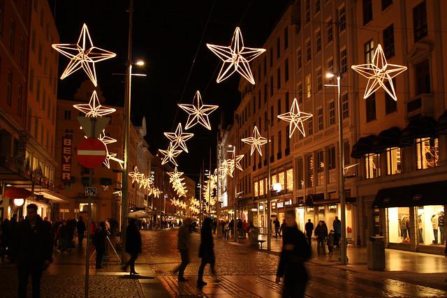 Christmas in Bergen   Flickr - Photo Sharing!
