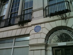 Photo of Charles Eastlake blue plaque