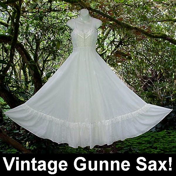 Bohemian Wedding Dress by