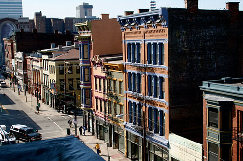 Cincinnati's revitalizing Over-the-Rhine (courtesy of Dorst, Brinker & Godoy, The Rebirth of Over-the-Rhine)