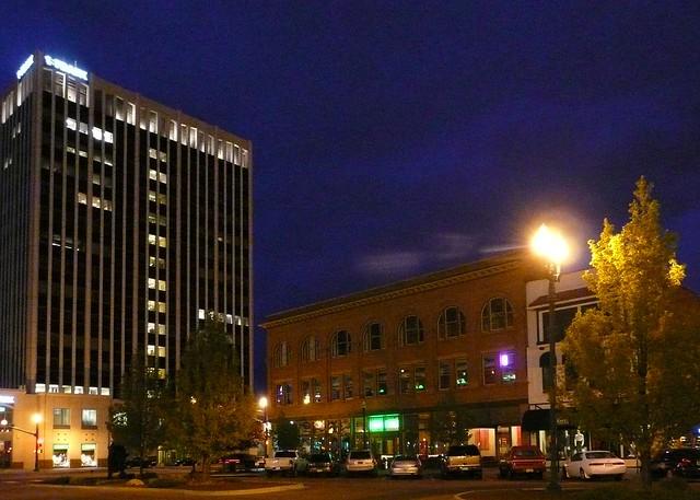 Colorado springs co at night flickr photo sharing - Olive garden colorado springs co ...