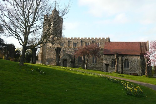 St.Mary Magdalene Church ,Gillingham,Kent by john47kent