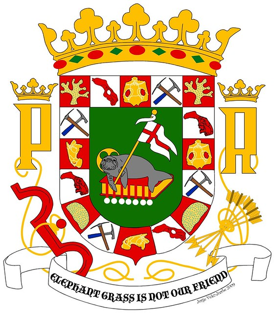 pr coat of arms modified flickr photo sharing