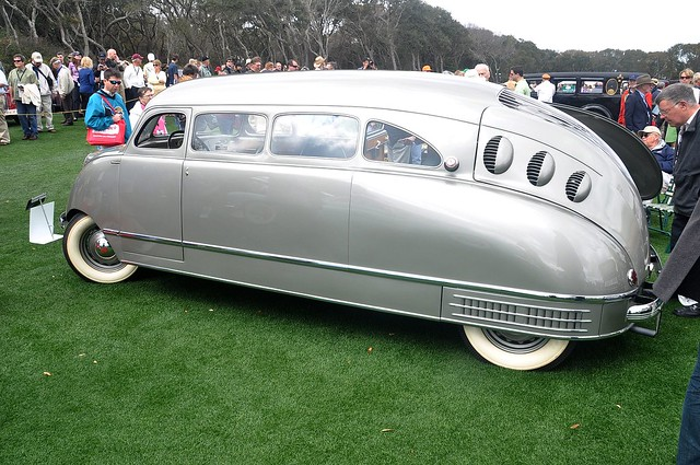 1936 Stout Scarab at Amelia Island 2010