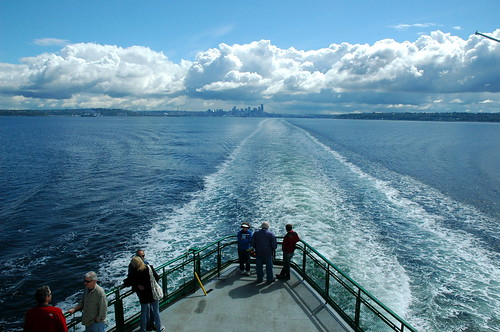 Seattle to Bainbridge Ferry