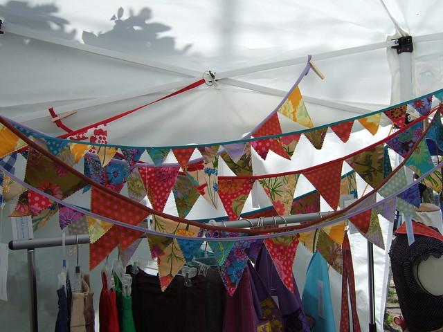 apron fabrics bunting