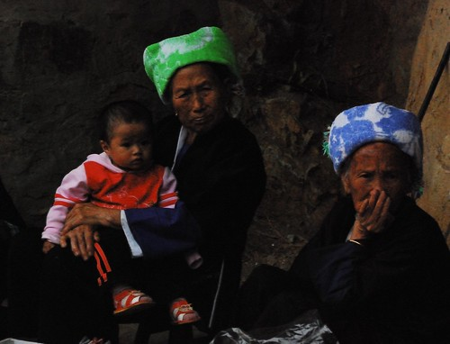 Yao People, Guangxi, China