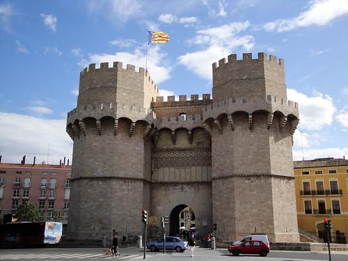 Torres de Serranos, Valencia, Spain