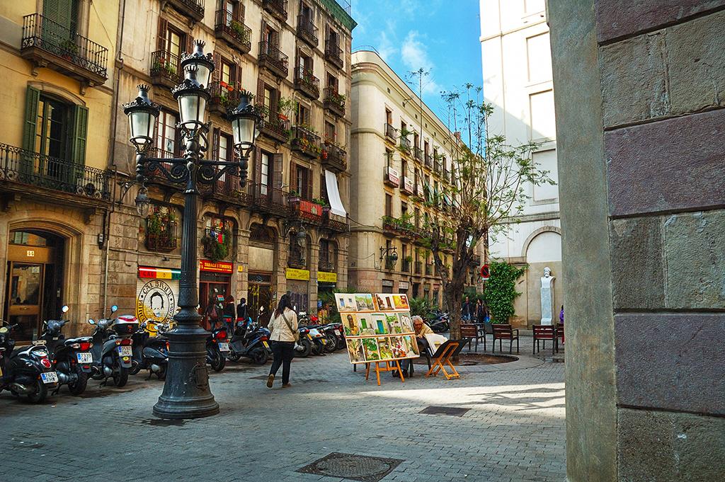 Barcelona photoblog down el born streets for Hoteles en el born de barcelona