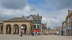 Pontefract Market Place