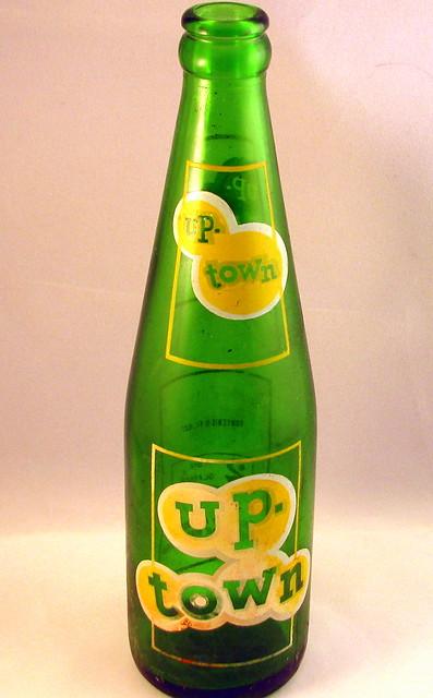 Uptown bottle