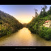 A Dreamy Evening at the Cataract Gorge in Launceston, Tasmania :: HDR