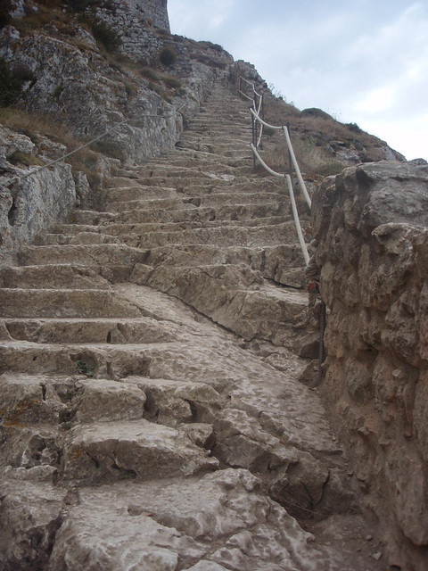 Escalera de San Luis
