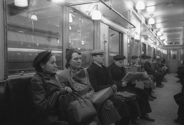 Moscow Metro 1940