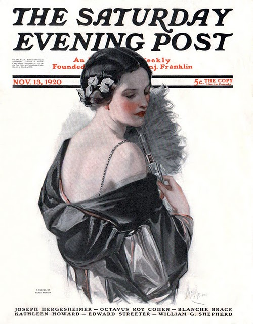 The Saturday Evening Post 1920
