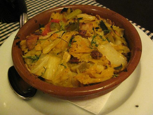 Блюдо на Майорке: суп Майоркина