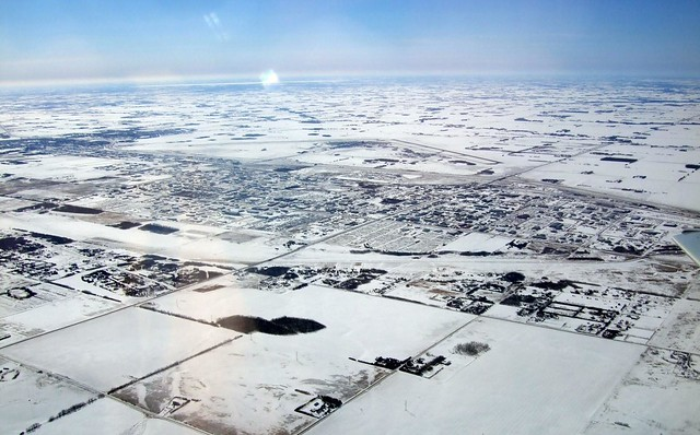 Nisku (AB) Canada  city pictures gallery : Nisku, AB | And Edmonton International Airport behind it. | By ...
