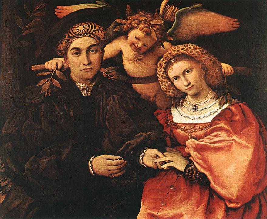 Retratos no Renascimento