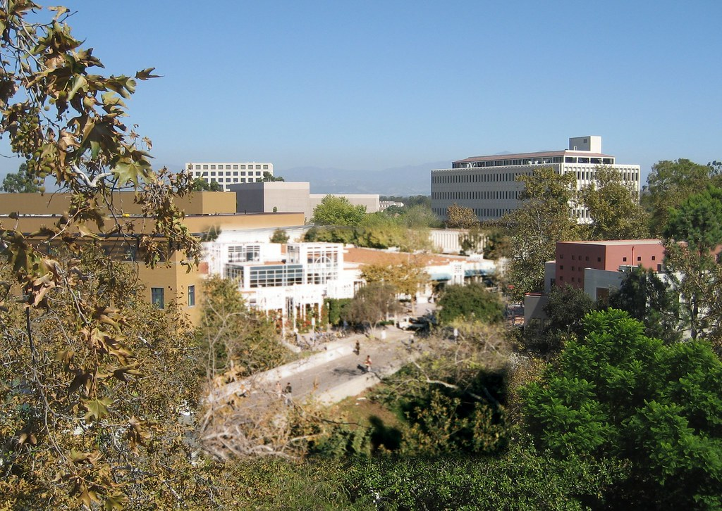 UC Irvine Student Center: Then and Now