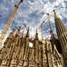 Sagrada Família@Barcelona, Spain by hk_traveller