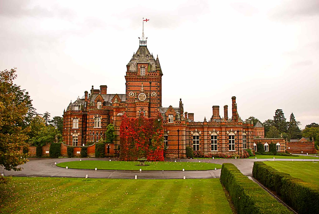 The Elvetham Hotel Hartley Whintney Hampshire England S