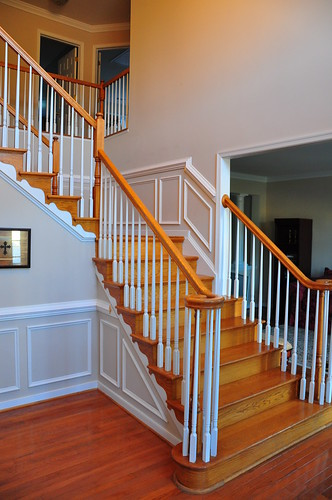 molding for stairs