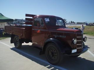 1952 Bedford truck