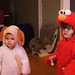 puppy dog and Elmo