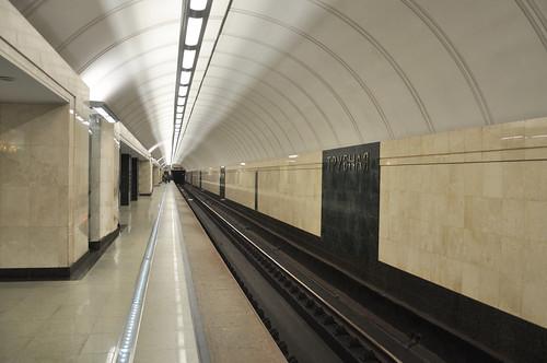 Закончился монтаж эскалаторов вовтором вестибюле станции метро «Фонвизинская»