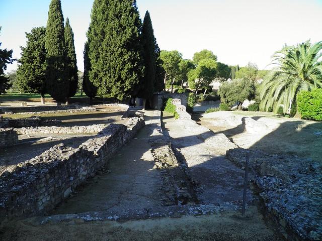 House of the Exedra, Italica