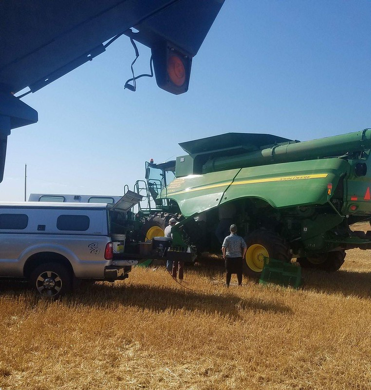 John Deere Harvest Support