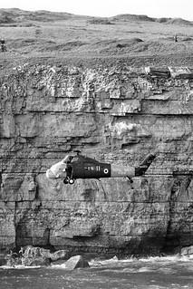 XT767, LS-811, Wessex HU.5, 781 Squadron, SAR Flight, 15/06/1979