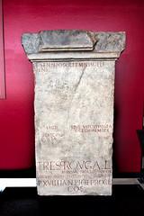 Moulage du marbre de Thorigny