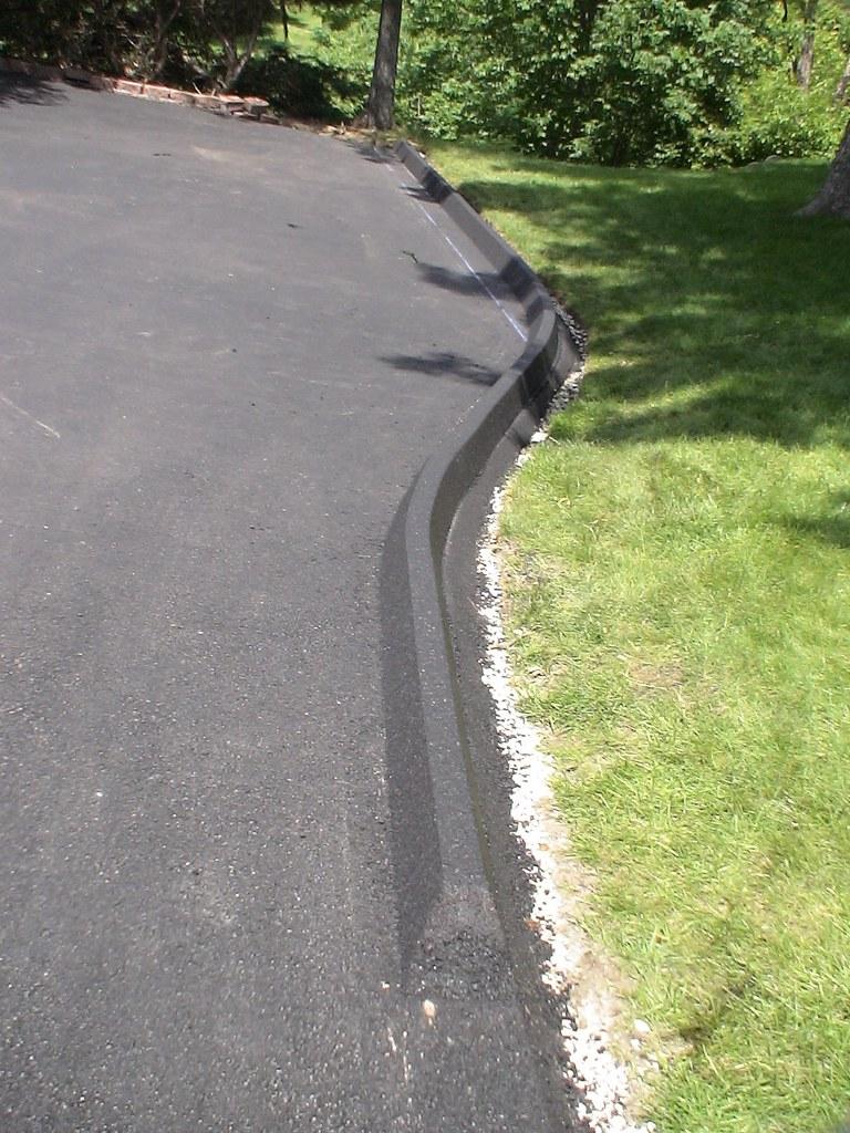 Asphalt Curbs Creve Coeur Paving Chesterfield Asphalt