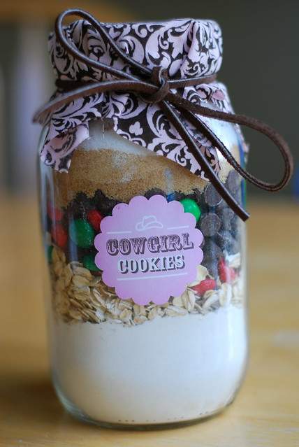 Christmas Eve - cowgirl cookies