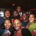 Arthur Mafokate Kwaito Singer from South Africa at Kopanang South African Club London April 2000 002 party girls