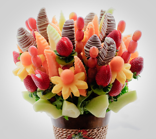 Fruit Flower Basket Flickr Photo Sharing