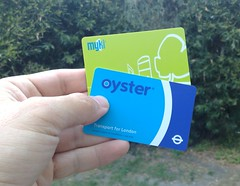 Myki and Oyster
