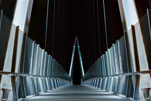 california bridge architecture nightshot bayarea g1 cupertino siliconvalley save10 geotag 2010 hwy280 1445mm bicyclebridge maryavenuefootbridge dmcg1 deletedbydeletemeuncensored fu64 fu64deadmatch deletecountmessedupbywarriorwriterdelete10reachedbeforesave10 flvonmirikr top102010