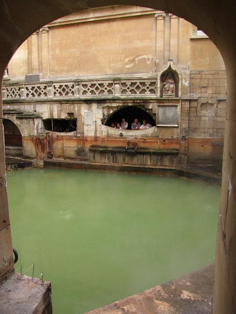 Baños Romanos Inglaterra:Baños Romanos