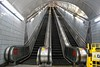 Peachtree Center Escalator by Greg Foster Photography