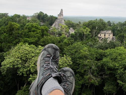 Tikal - Boot Shot