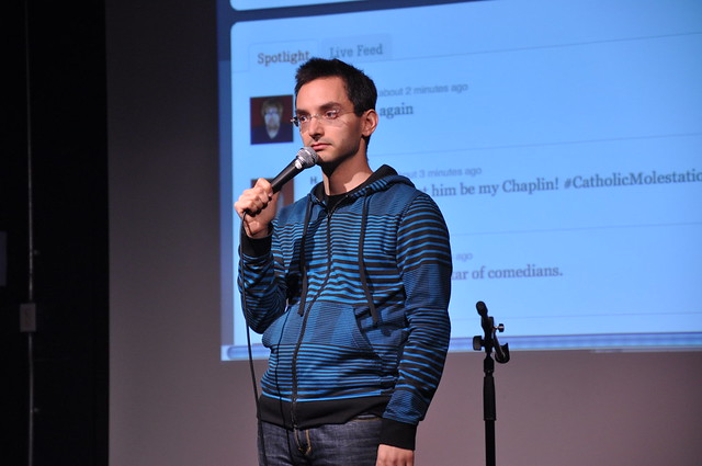 Myq Kaplan at 92YTribeca, Comedy Below Canal: Witstream Live