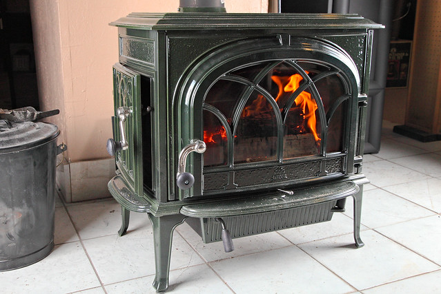 jotul oslo f500 wood stove flickr photo sharing. Black Bedroom Furniture Sets. Home Design Ideas