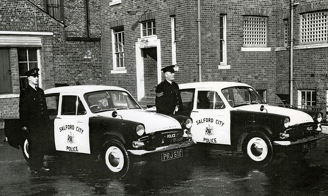 Salford Cars
