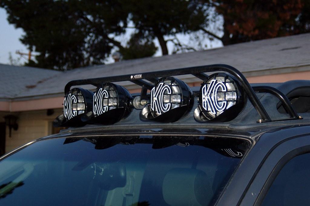 New Light Bar Second Generation Nissan Xterra Forums 2005