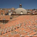 Rooftop View - La Paz, Bolivia