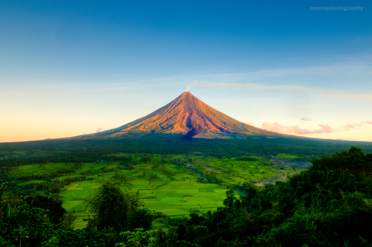 mayon volcano in philippines - photo #10